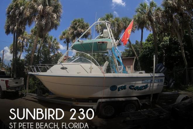 1998 Sunbird 230 Neptune - For Sale at Saint Petersburg, FL 33706 - ID 176175