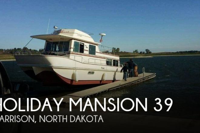 1983 Holiday Mansion 39 Jumbo Barracuda - For Sale at Garrison, ND 58540 - ID 162674