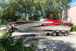 2011 Sunsation 32SSR