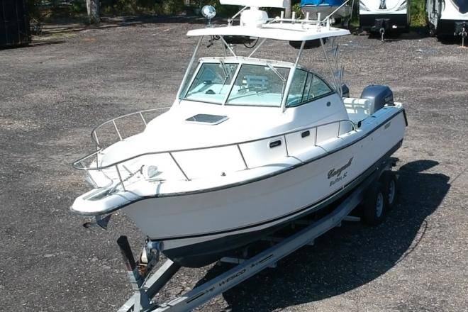 2003 Pursuit 2870 WA - For Sale at Bluffton, SC 29910 - ID 177327