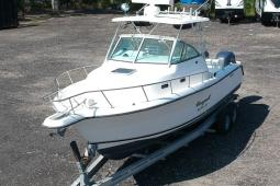 2003 Pursuit 2870 WA