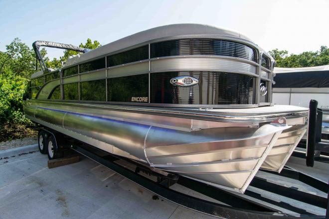 2020 Manitou 25 Encore RF SHP Twin - For Sale at Osage Beach, MO 65065 - ID 177335