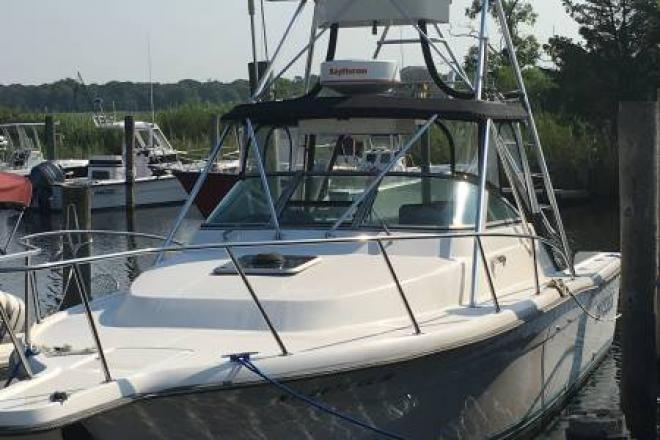 1989 Tiara Pursuit - For Sale at Brookhaven, NY 11719 - ID 177409