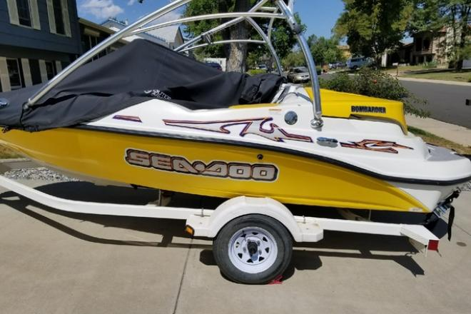 2004 Sea Doo Sportster - For Sale at Broomfield, CO 80020 - ID 177413