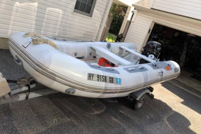 2010 Achilles Hard Bottom Inflatable - For Sale at East Meadow, NY 11554 - ID 177434