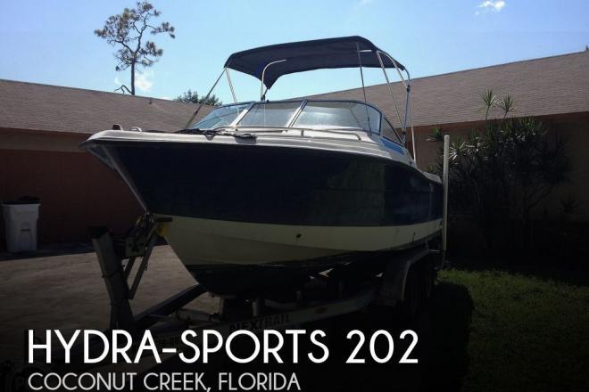 2007 Hydra Sports 202 Dual Console - For Sale at Deerfield Beach, FL 33442 - ID 175603