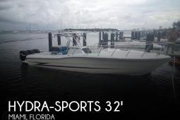 1989 Hydra Sports 3300 VSF