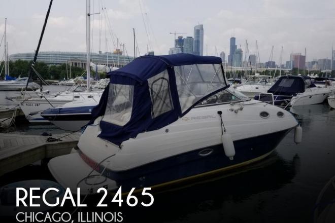 2004 Regal 2465 Commodore - For Sale at Chicago, IL 60605 - ID 148483