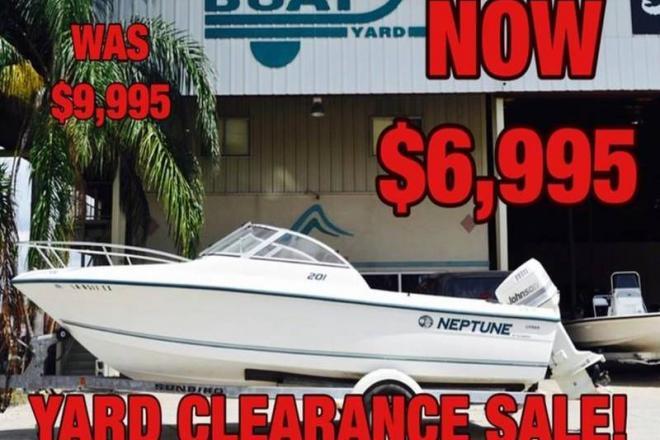 1997 Sunbird Neptune - For Sale at Marrero, LA 70072 - ID 152842
