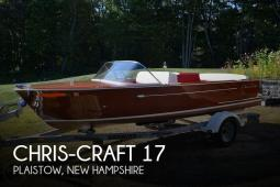 1959 Chris Craft 17