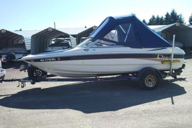 1997 Reinell 185 - For Sale at Camas, WA 98607 - ID 177585