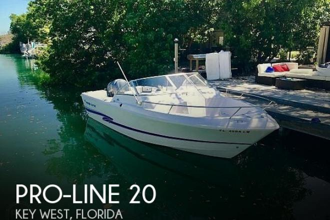 2002 Pro Line 20DC - For Sale at Key West, FL 33045 - ID 177648