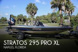 2005 Stratos 295 PRO XL