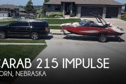 2014 Scarab 215 Impulse