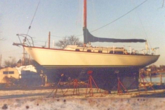 1969 Cheoy Lee Luders 36 - For Sale at Greenwich, NJ 8323 - ID 177684