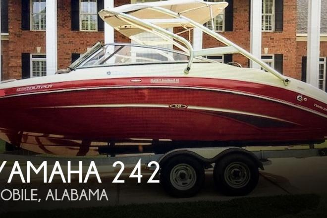 2014 Yamaha 242 Limited S - For Sale at Mobile, AL 36695 - ID 177026