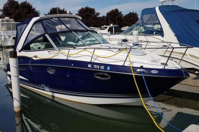 2018 Monterey 275 SPORT YACHT - For Sale at Harrison Township, MI 48045 - ID 177749