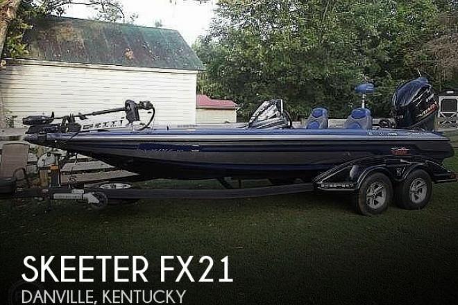 2014 Skeeter FX21 - For Sale at Danville, KY 40422 - ID 177289