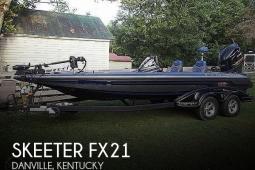 2014 Skeeter FX21