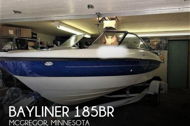 2006 Bayliner 185BR - For Sale at McGregor, MN 55760 - ID 177165