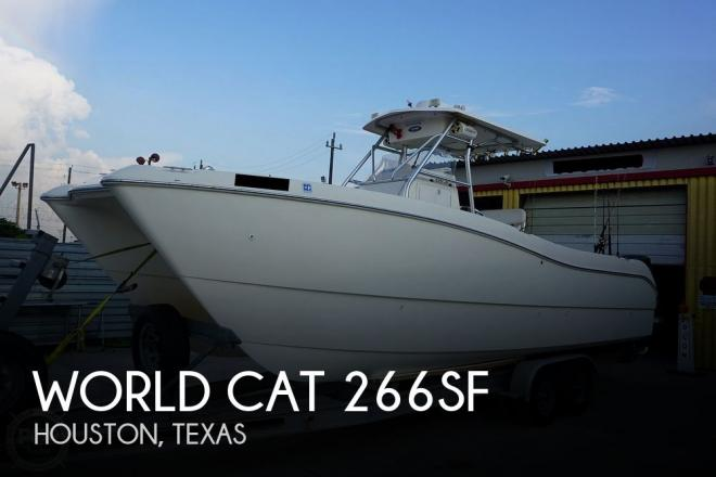 1999 World Cat 266SF - For Sale at Houston, TX 77035 - ID 176654