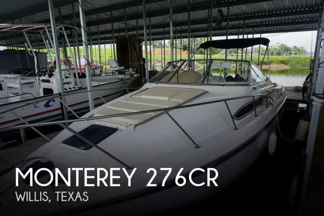 1995 Monterey 276CR - For Sale at Willis, TX 77318 - ID 176935