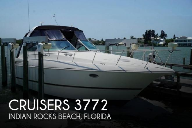 2003 Cruisers 3772 Express - For Sale at Indian Rocks Beach, FL 33785 - ID 162196