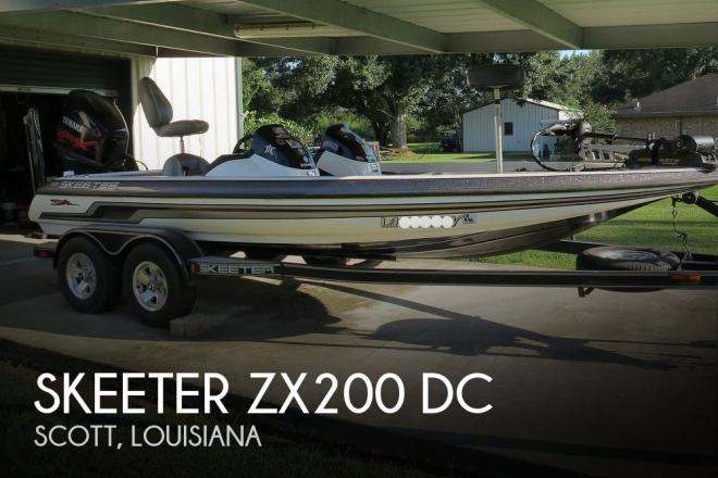2008 Skeeter ZX200 DC - For Sale at Scott, LA 70583 - ID 177352