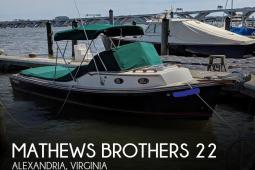 2003 Mathews Brothers 22
