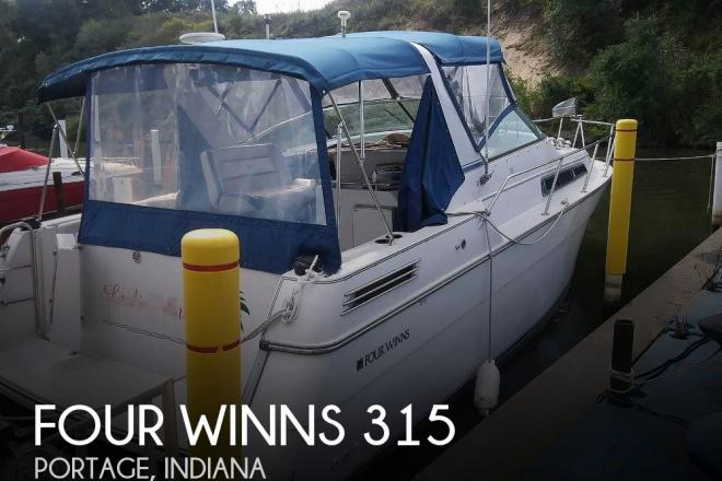 1992 Four Winns 315 Express - For Sale at Portage, IN 46368 - ID 177380