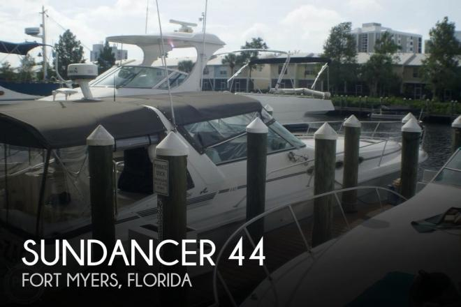 1994 Sea Ray 440 Sundancer - For Sale at North Fort Myers, FL 33903 - ID 177043