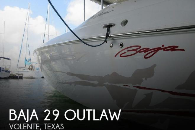 2002 Baja 29 Outlaw - For Sale at Leander, TX 78641 - ID 51752