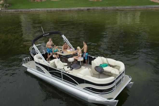 2019 Sylvan Mirage Cruise LE - For Sale at Madison, WI 53704 - ID 170639