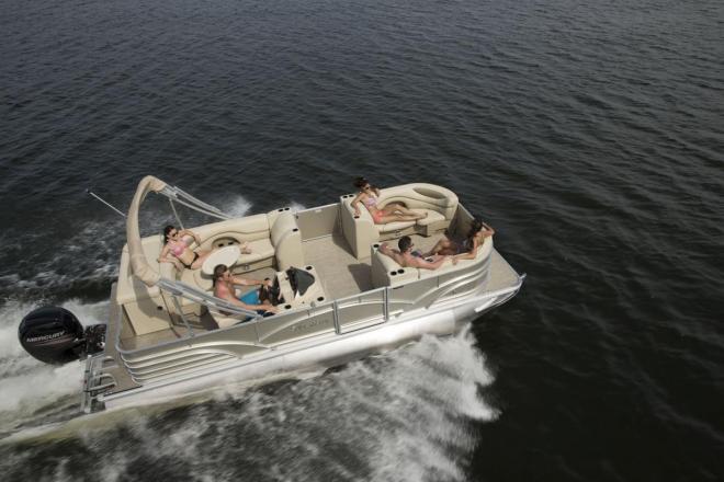 2019 Sylvan Mirage Cruise - For Sale at Oshkosh, WI 54904 - ID 166416