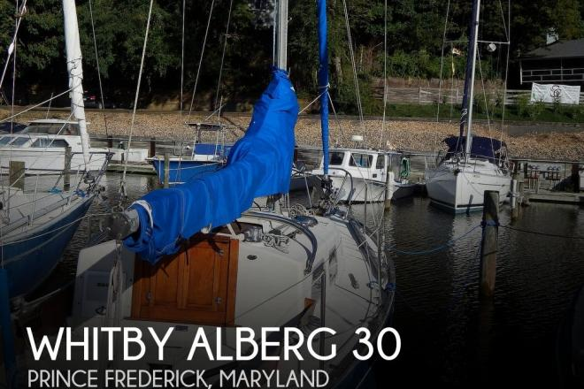1970 Whitby Alberg 30 - For Sale at Prince Frederick, MD 20678 - ID 177350