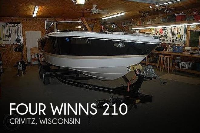 2015 Four Winns Horizon 210 - For Sale at Crivitz, WI 54114 - ID 177563