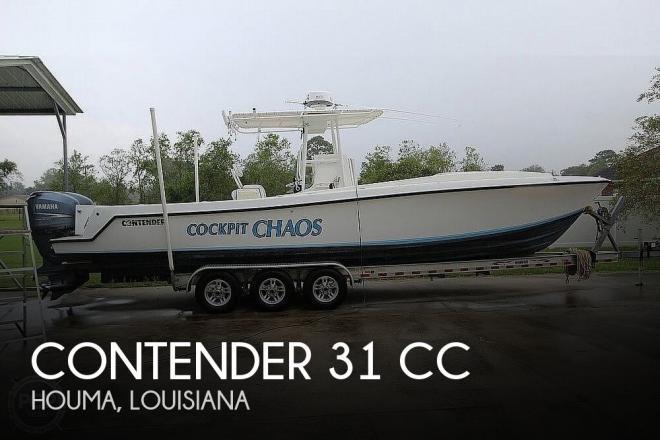 1996 Contender 31 Cuddy Cabin - For Sale at Houma, LA 70364 - ID 177033
