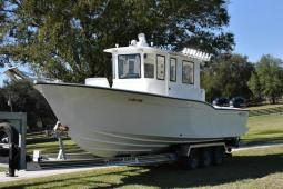 2011 Mirage 34 Pilothouse