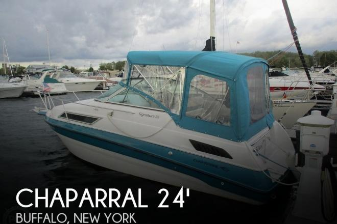 1994 Chaparral Signature 24 - For Sale at Buffalo, NY 14203 - ID 177656
