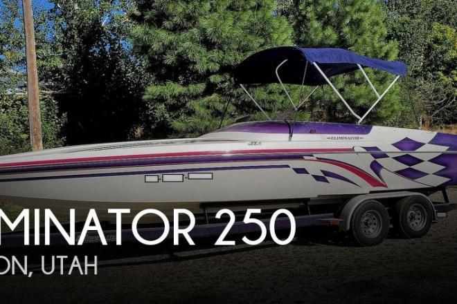 1998 Eliminator 250 Eagle XP - For Sale at Layton, UT 84040 - ID 177909