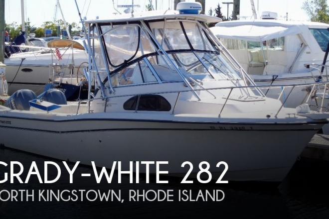 2004 Grady White 282 Sailfish - For Sale at North Kingstown, RI 2852 - ID 153878