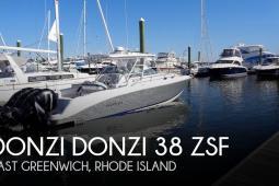 2008 Donzi 38 ZSF