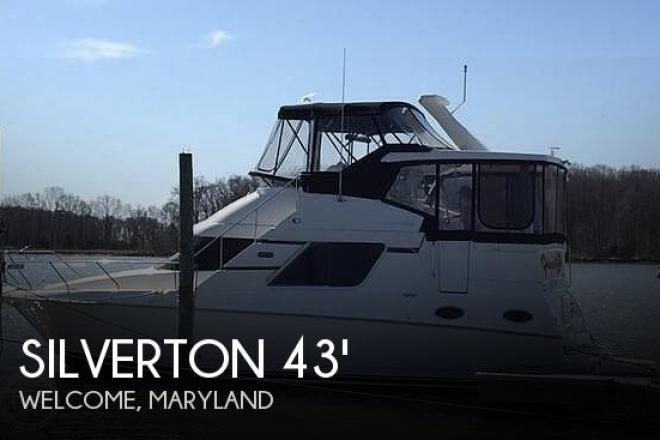 2002 Silverton 392 Aft cabin - For Sale at Welcome, MD 20693 - ID 178353