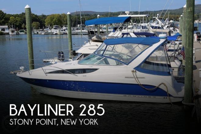 2006 Bayliner 285 Ciera - For Sale at Stony Point, NY 10980 - ID 177480