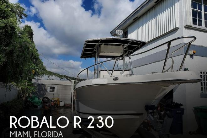2004 Robalo R 230 - For Sale at Miami, FL 33157 - ID 177490