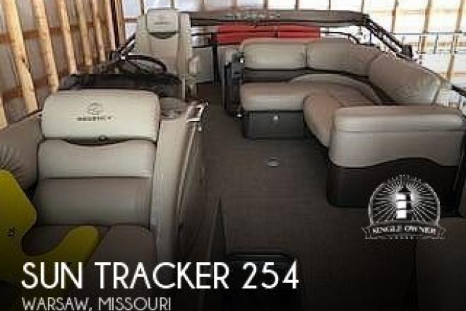 2016 Sun Tracker Regency 254 LE3 - For Sale at Warsaw, MO 65355 - ID 177548