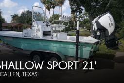 2019 Shallow Sport 21 Sport