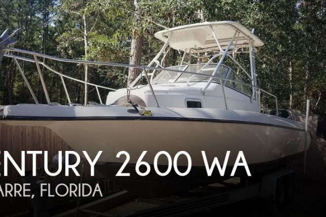 2000 Century 2600 WA - For Sale at Navarre, FL 32566 - ID 178531