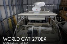2004 World Cat 270EC