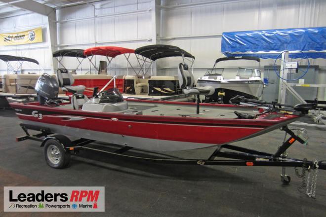 2014 G3 Boats 176V Eagle - For Sale at Kalamazoo, MI 49009 - ID 154018